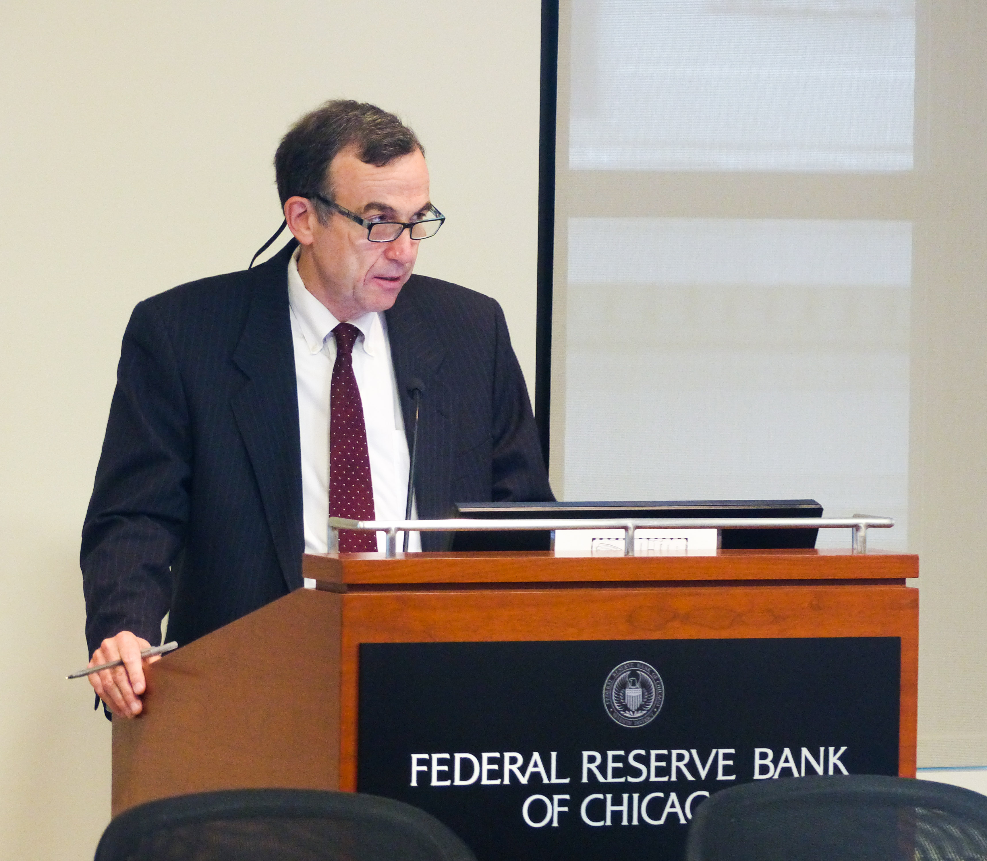 Bill William Testa, Federal Reserve Bank of Chicago, Civic Federation