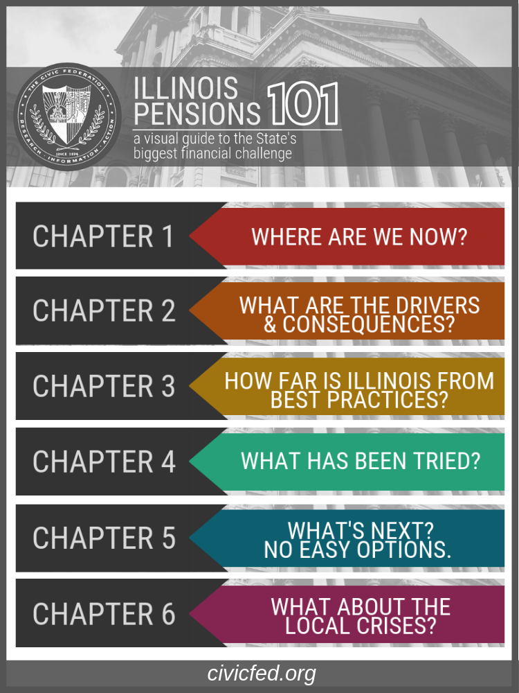 illionis pensions 101 civic federation