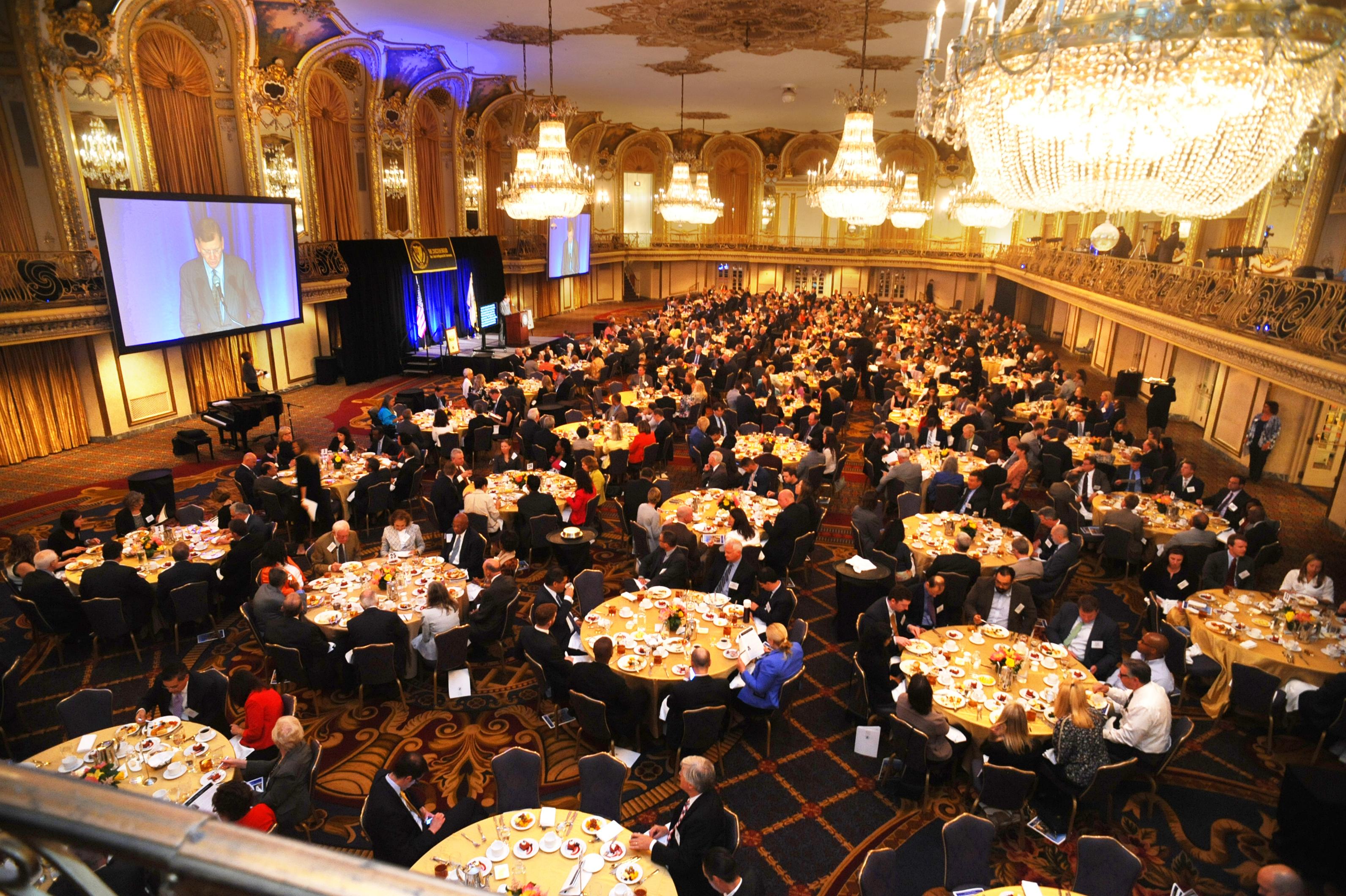 Ilene Gordon, PNC, Civic Federation Awards Luncheon